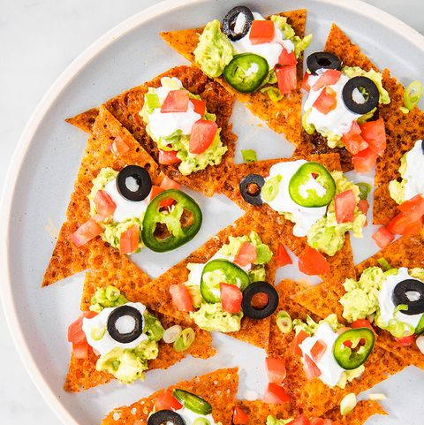 This keto nacho recipe is so crunchy, you'll swear you're eating carbs.