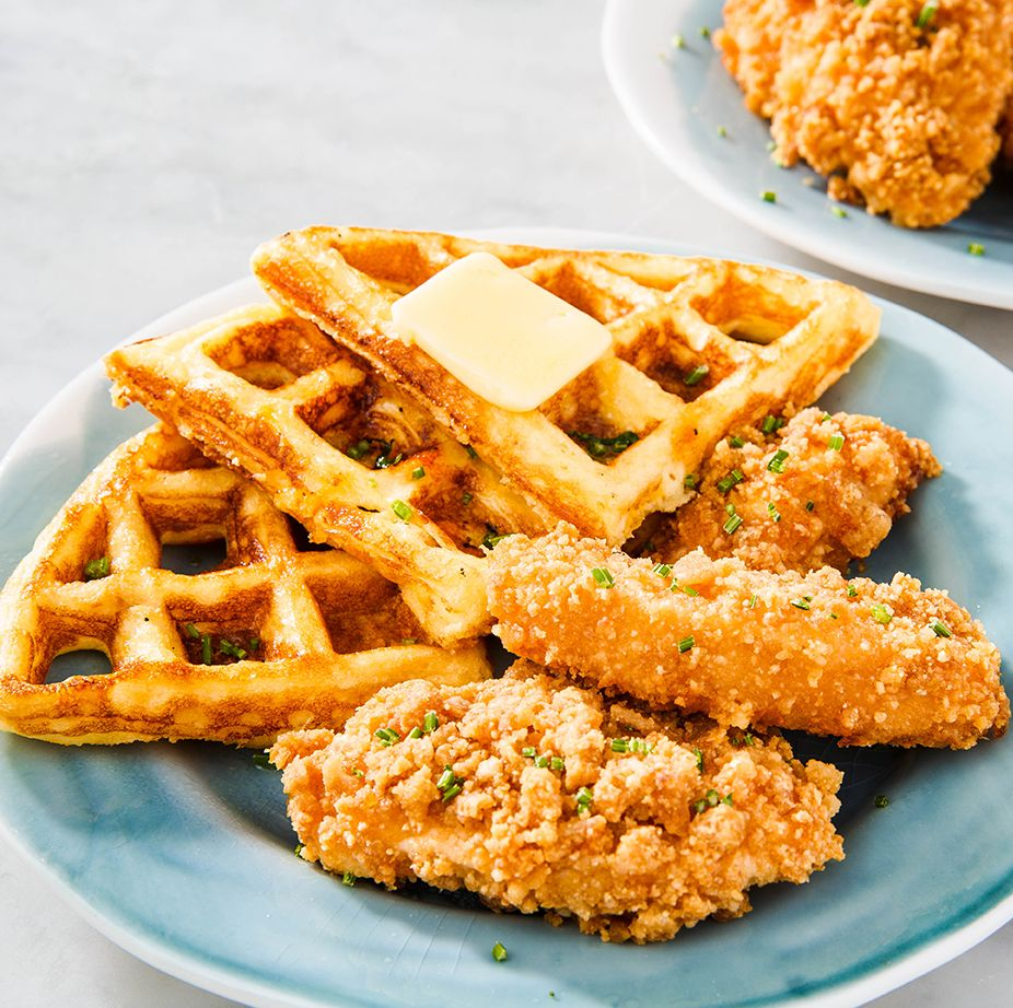 This fluffy keto waffle recipe tastes like it should be banned.