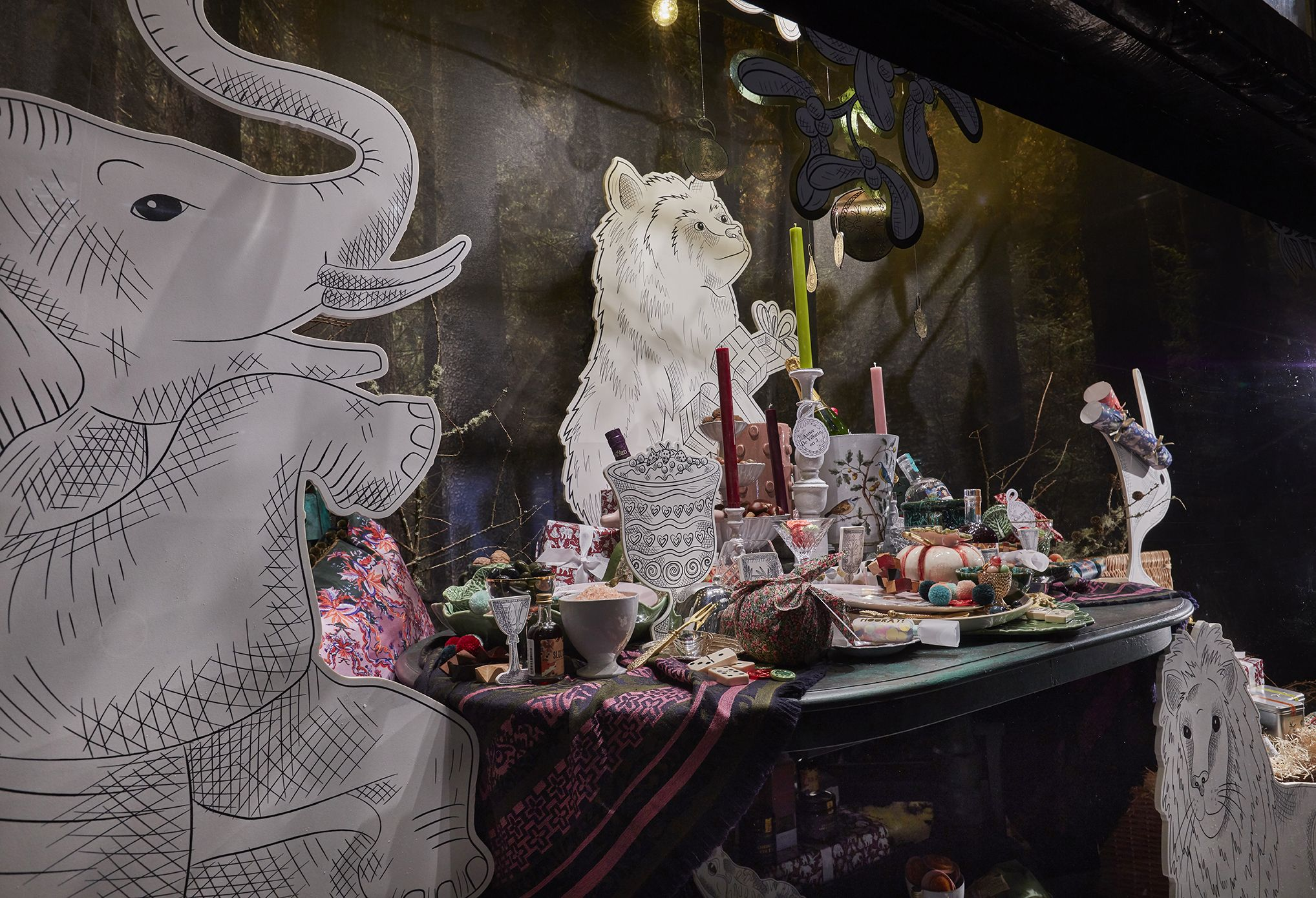 Christmas windows 2018 - The best displays from around the world