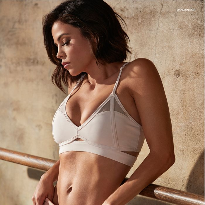 Jenna Dewan Designed the Athleisure Collection We Deserve