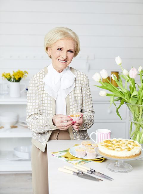Mary Berry Reveals Which Strictly Star Her Dog Is Named After Mary Berry Stars On Cover Of Good Housekeeping S April Issue