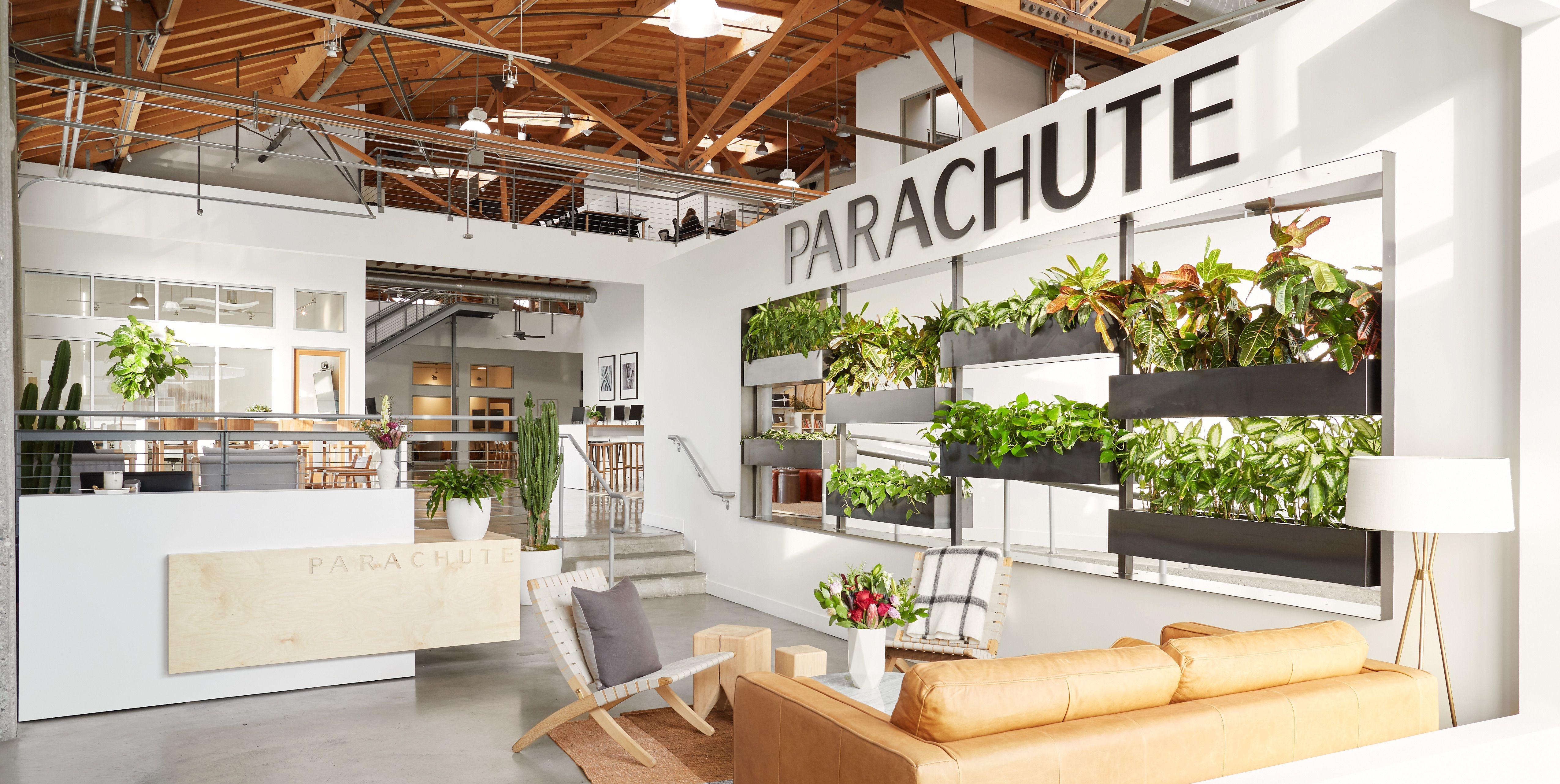 Parachute Unveils Their Immersive New 17,000-Square-Foot LA Headquarters