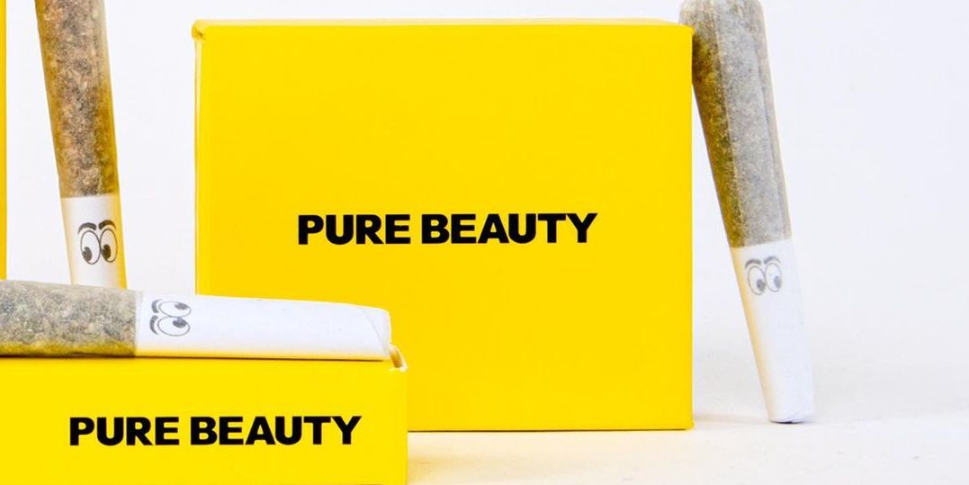 Meet Pure Beauty, the Next Gen Cannabis Brand for the Stylish Stoner
