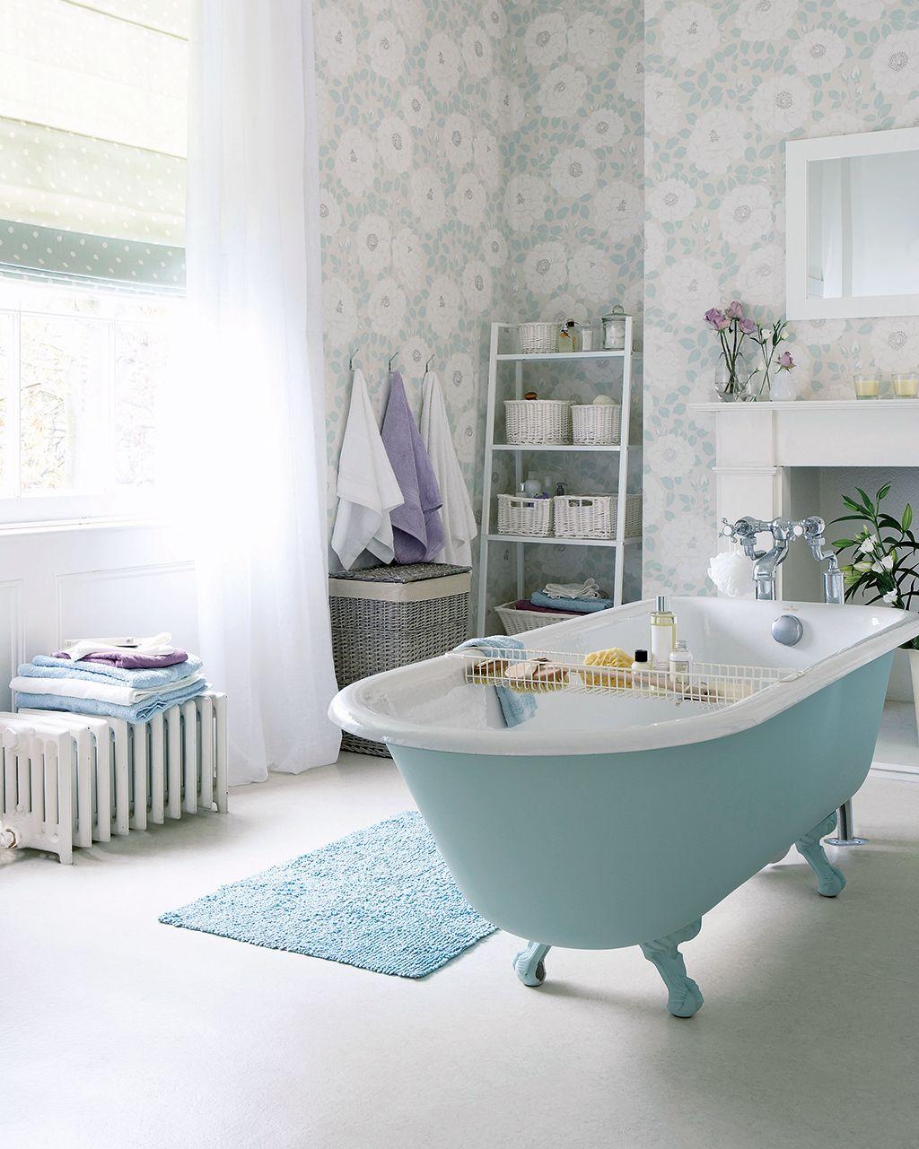 Decorar el baño