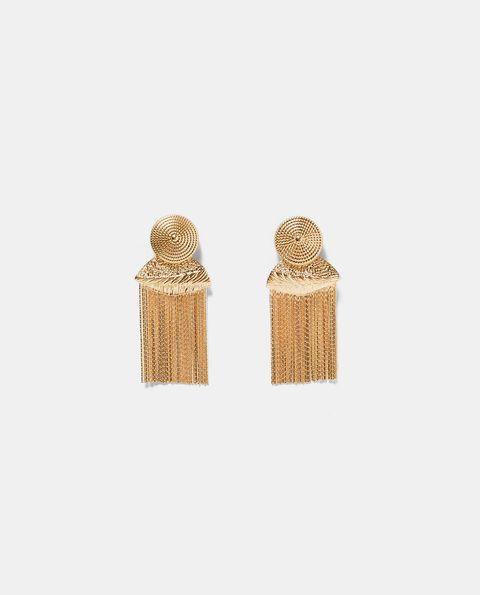 preordinare bel design cerca il meglio Cecilia Rodriguez look da copiare grazie agli orecchini Zara
