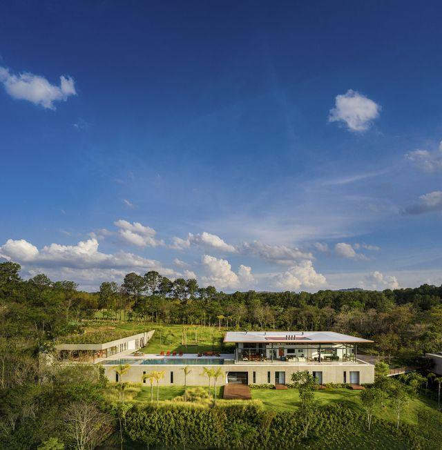 bela vista house, bernardes arquitetura