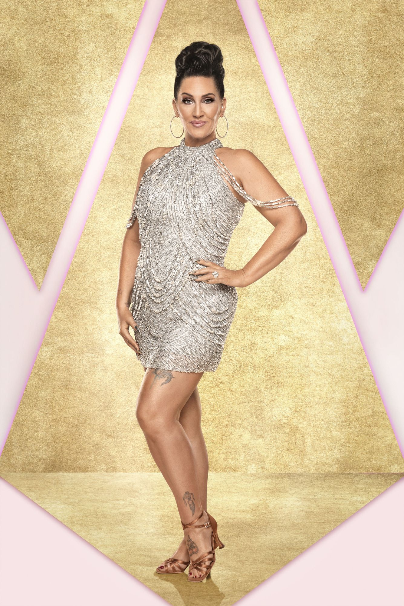Strictly Come Dancing's Michelle Visage reveals how she'll take criticism on the show
