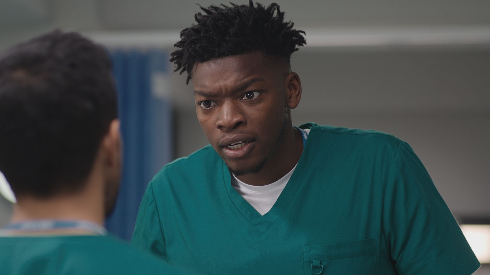 Casualty teases harrowing Archie story and Ethan romance twists in autumn trailer
