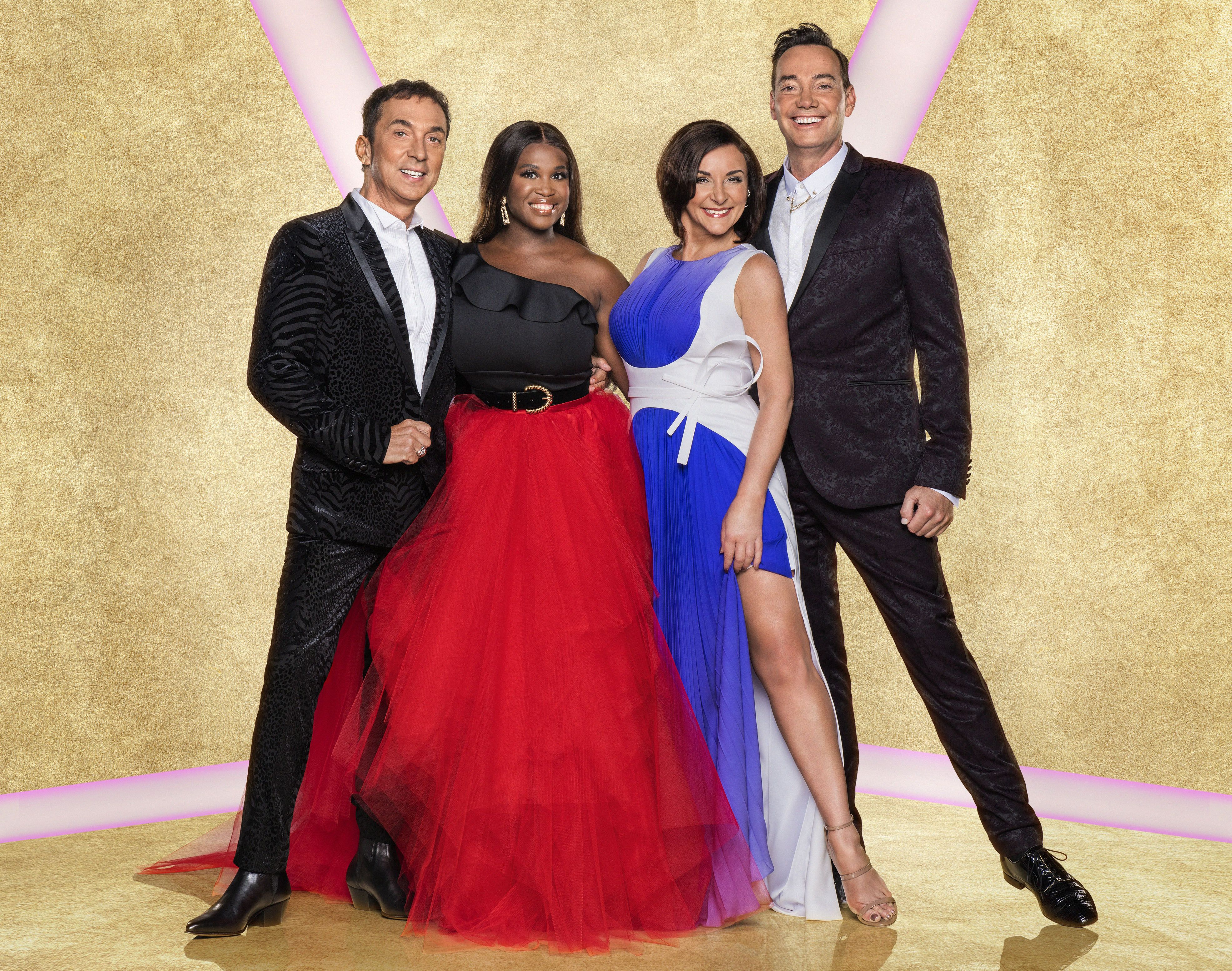 Shirley Ballas 'announces' Strictly judging panel in since-deleted post