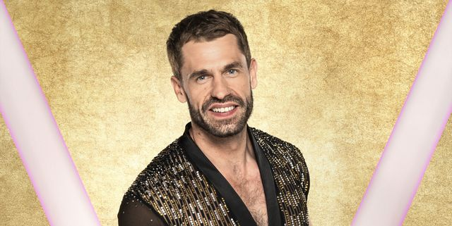 """Strictly Come Dancing's Kelvin Fletcher reveals why he's been """"thrown in at the deep end"""""""