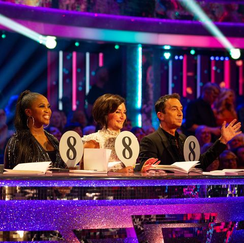 hilarious Strictly moment between Shirley Ballas and Bruno Tonioli?