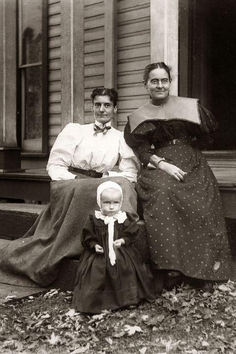 1890s 1900s three