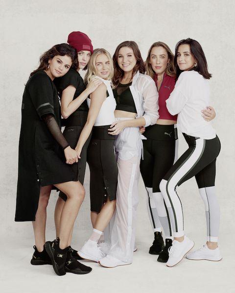 Where to Shop Selena Gomez s Puma Clothing Line – SG x Puma Strong ... c36092dc4