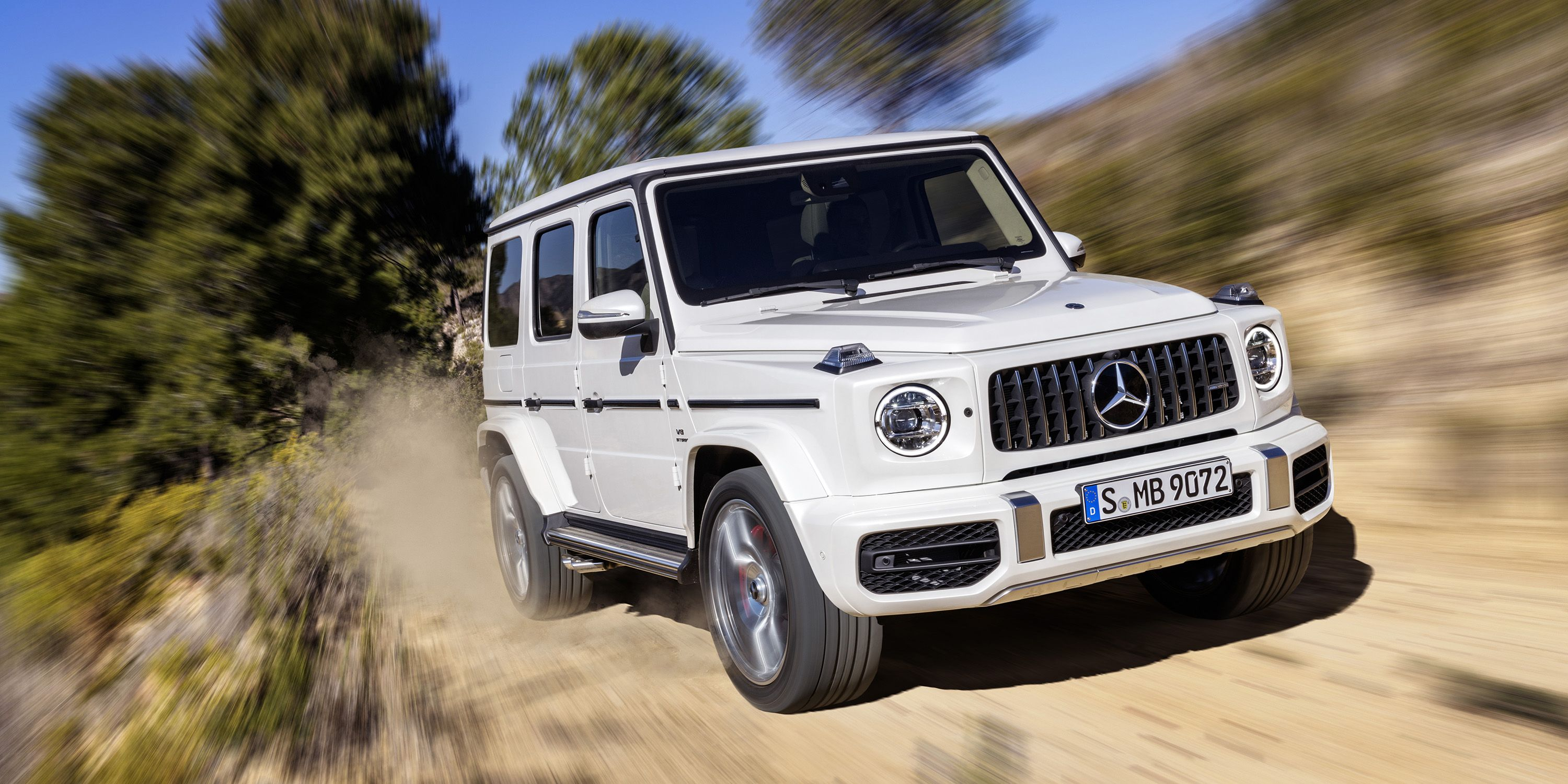 Why The G Wagen Had To Change