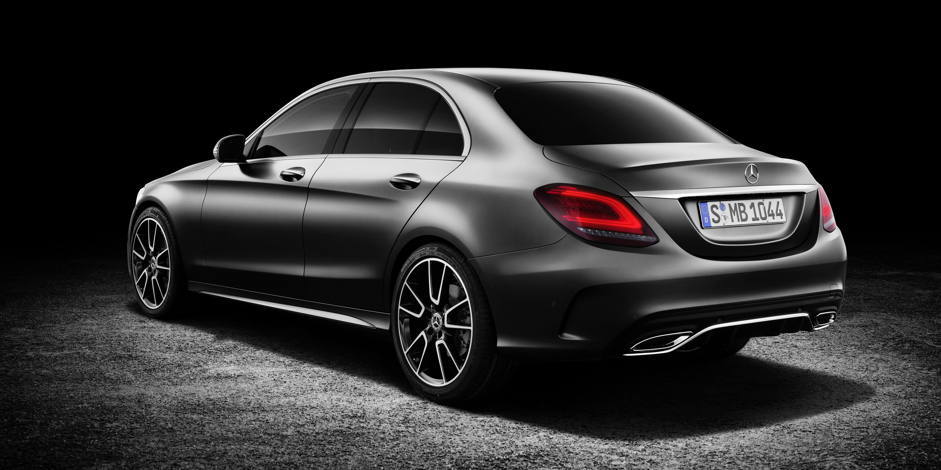 mercedes benz 2019 c300 The 2019 Mercedes Benz C300 Looks The Same, But Gets Lots of New Tech mercedes benz 2019 c300