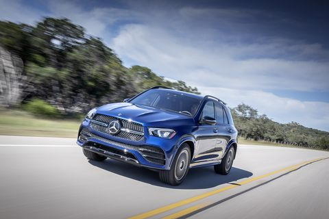 2020 mercedes benz gle350 luxury crossover drive review