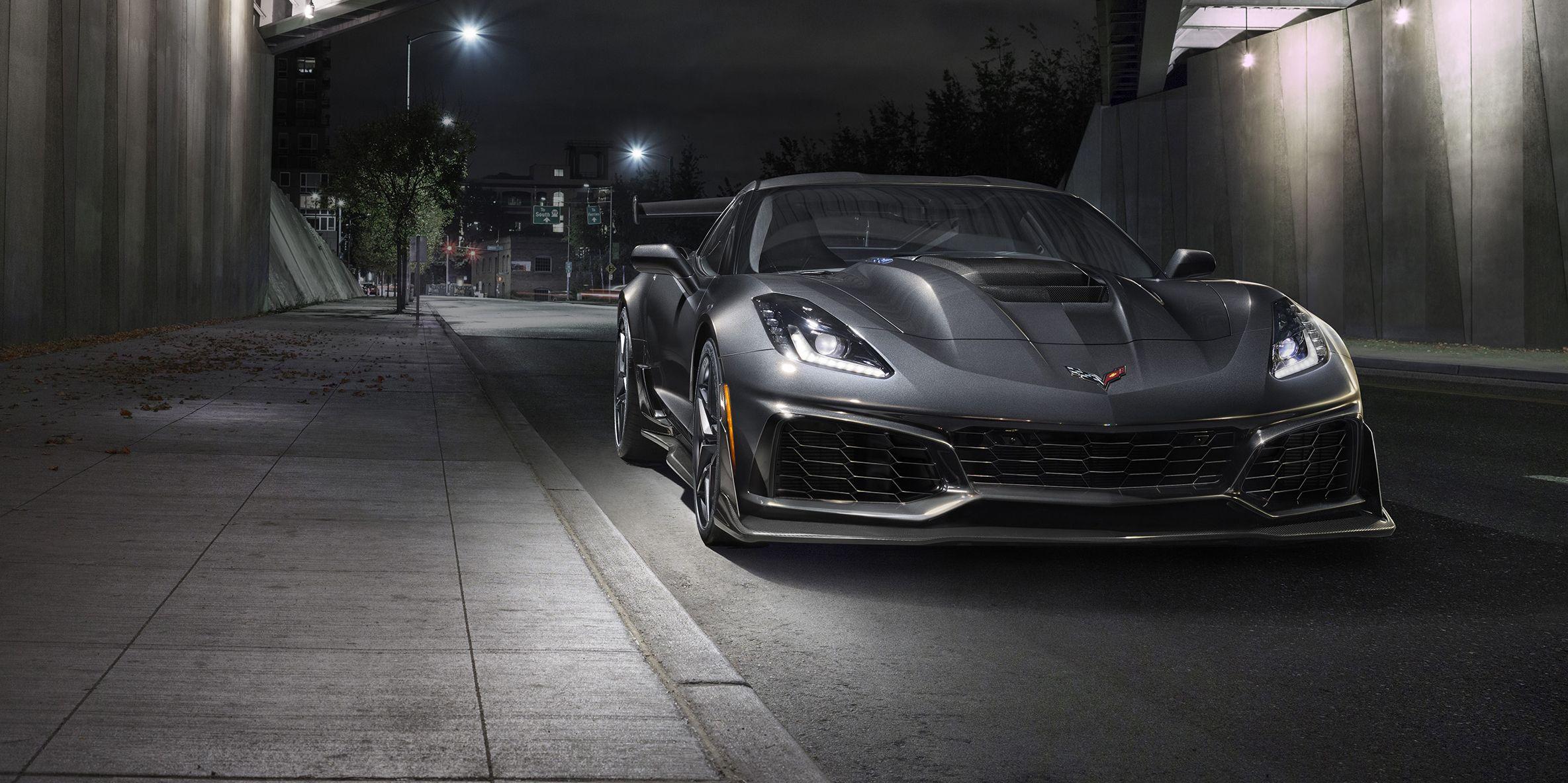2019 Chevrolet Corvette Zr1 Release Date Specs Photos Details