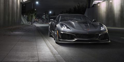 2019 Chevrolet Corvette Zr1 Here It Is In All Its 755 Hp Glory