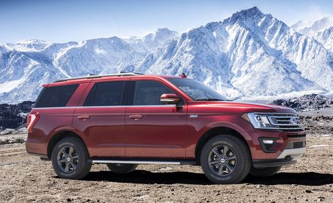 2019 Ford Expedition Fx4