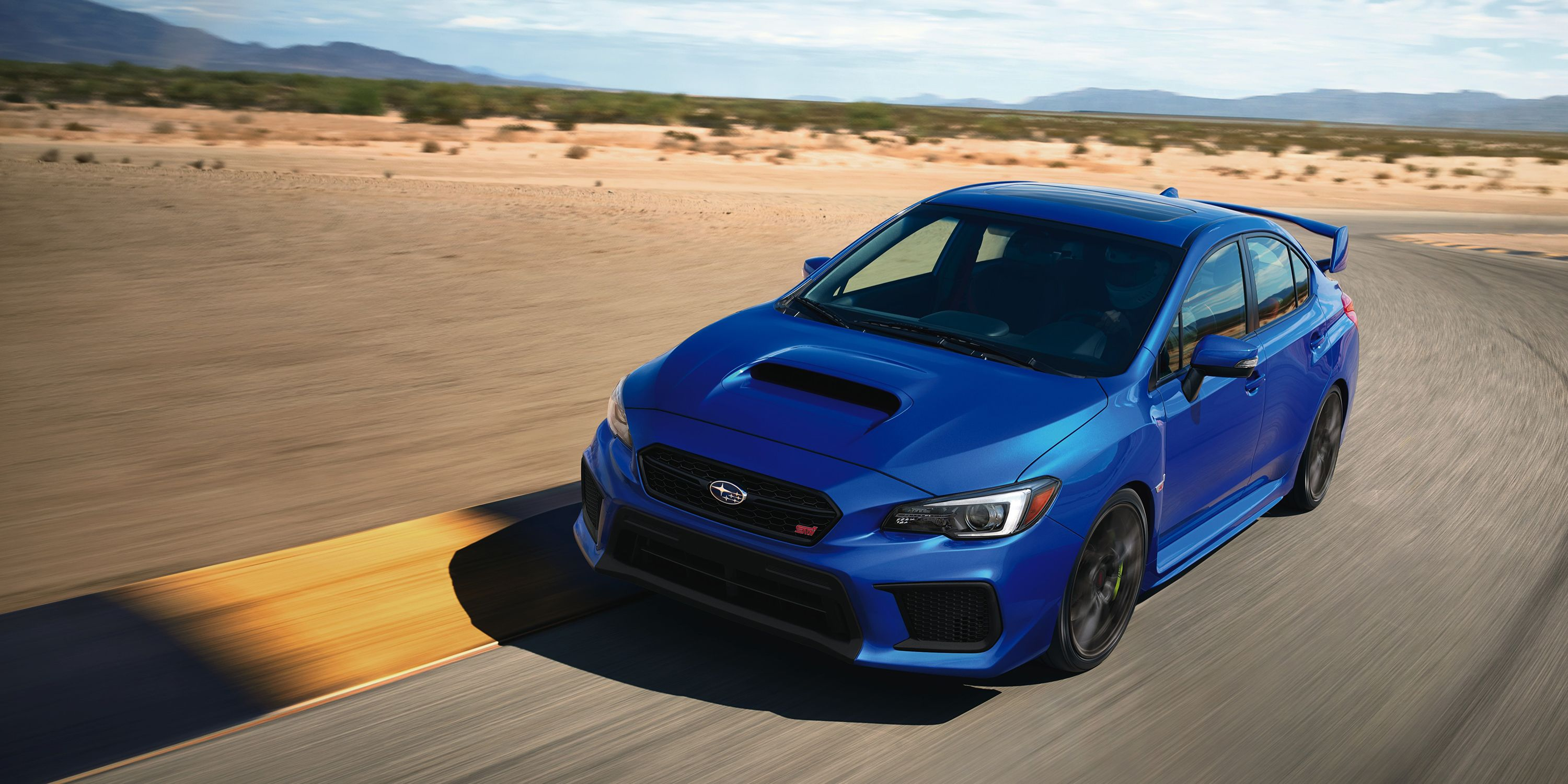 Replacement Planned For The Wrx Sti