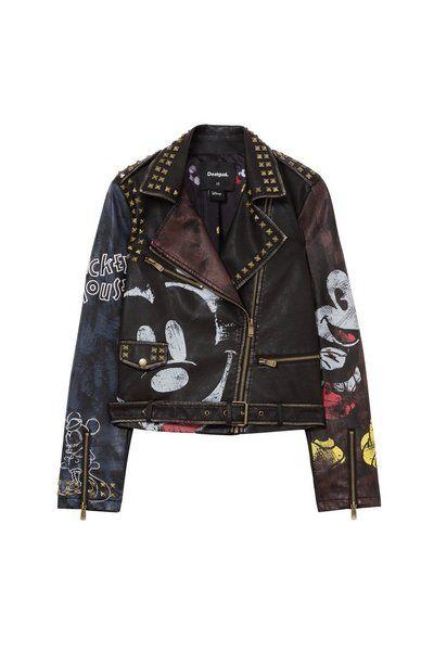Desigual colección Mickey Mouse