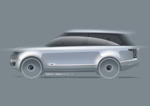 The Two-Door Range Rover Coupe Will Live Thanks to a British Coachbuilder
