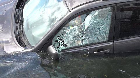 Some Car Windows Are Harder to Break in an Emergency, Says AAA