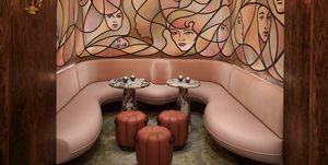 Un bar con mucho estilo en el centro de Londres