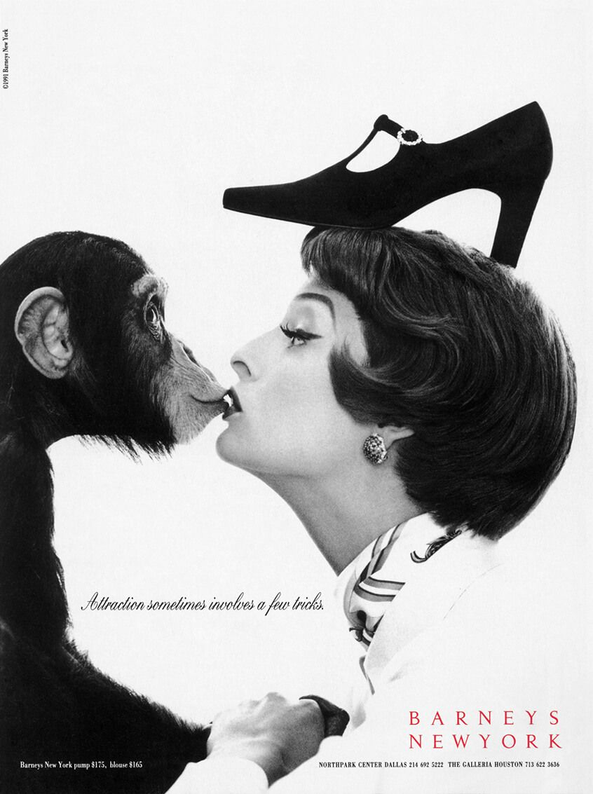 Remembering Barneys New York Through Its Iconic Ads