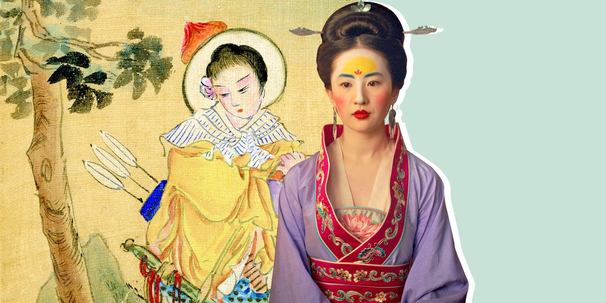 Was Hua Mulan Real True Story That Inspired Mulan Movie