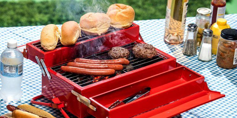 Dit zijn de coolste draagbare barbecues
