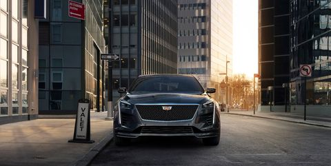 The V8 Powered Cadillac Ct6 V Will Be A Future Classic