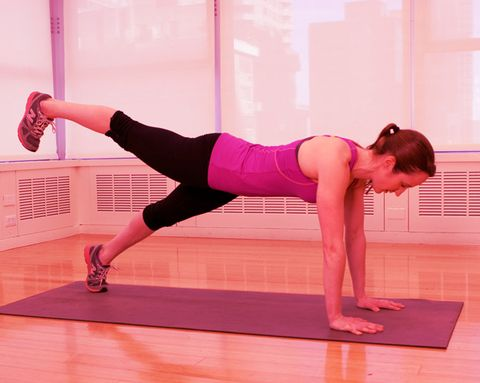 Blast Fat with These 5 Total-Body Combo Moves