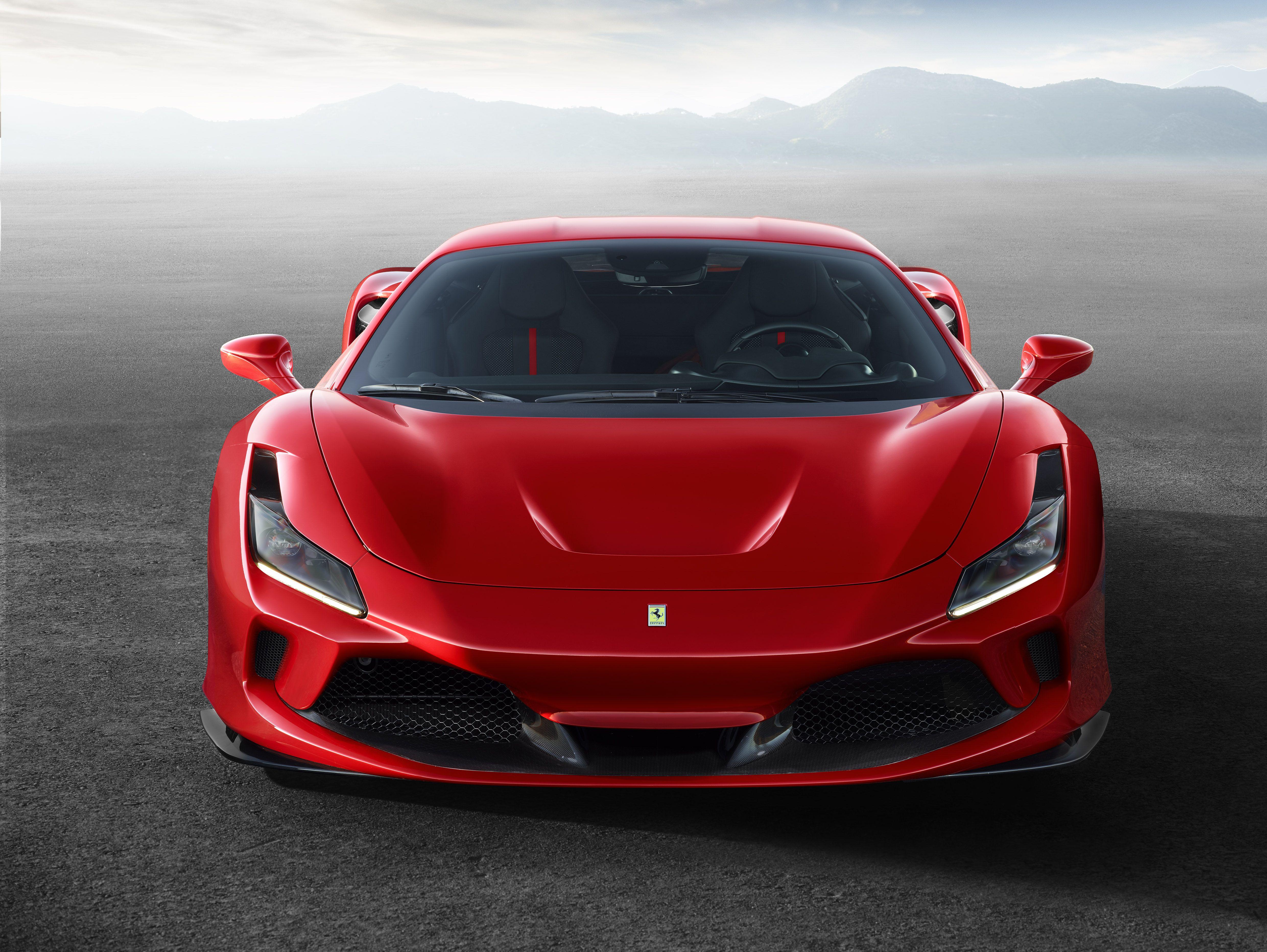 The Ferrari F8 Tributo Is A 488 Pista For The Common Man