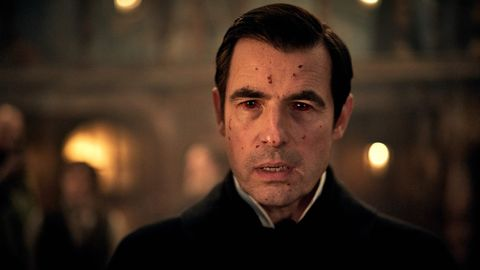 dracula scariest tv shows