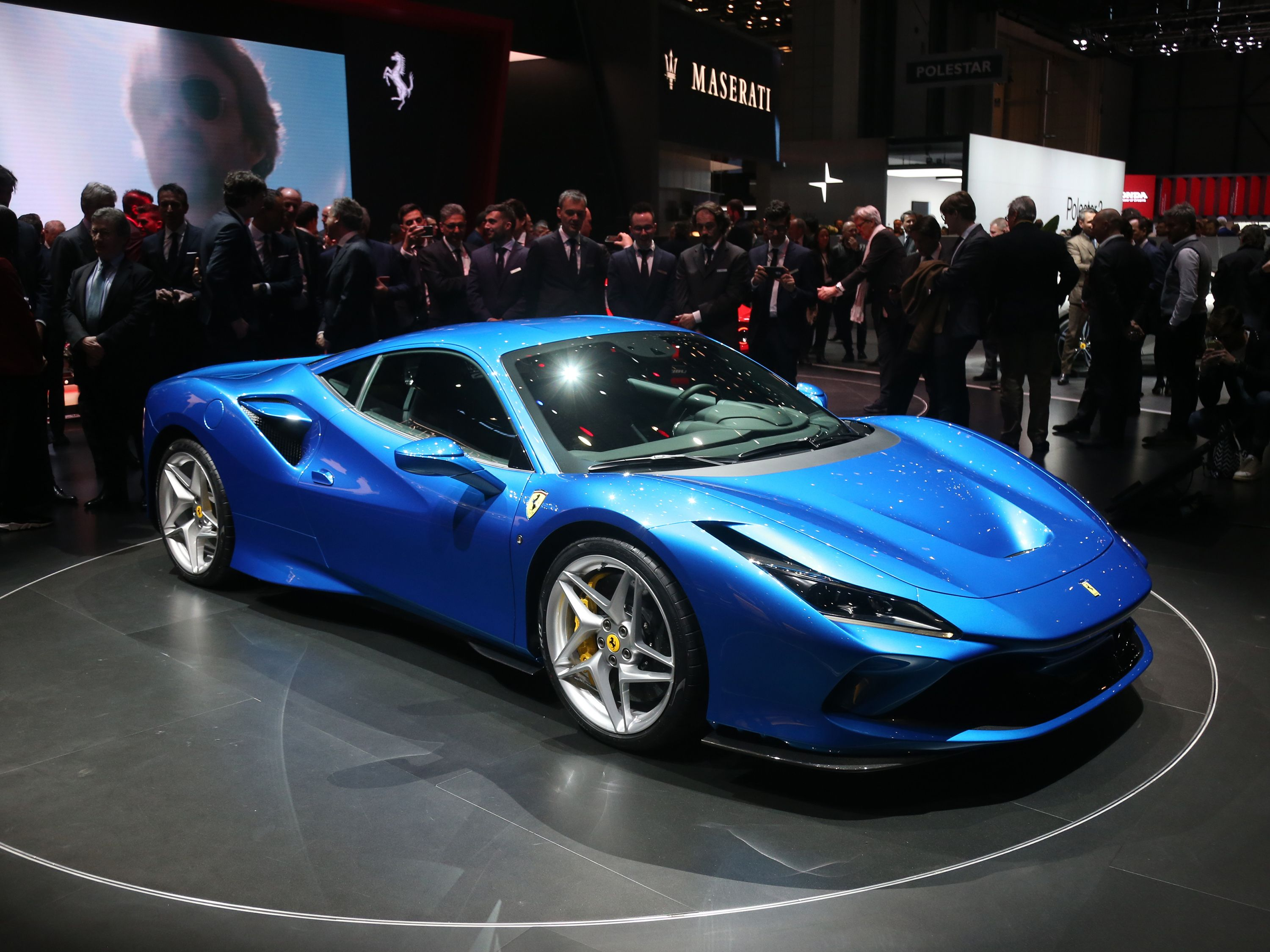 Why The 2020 Ferrari F8 Tributo Is Based On The 488
