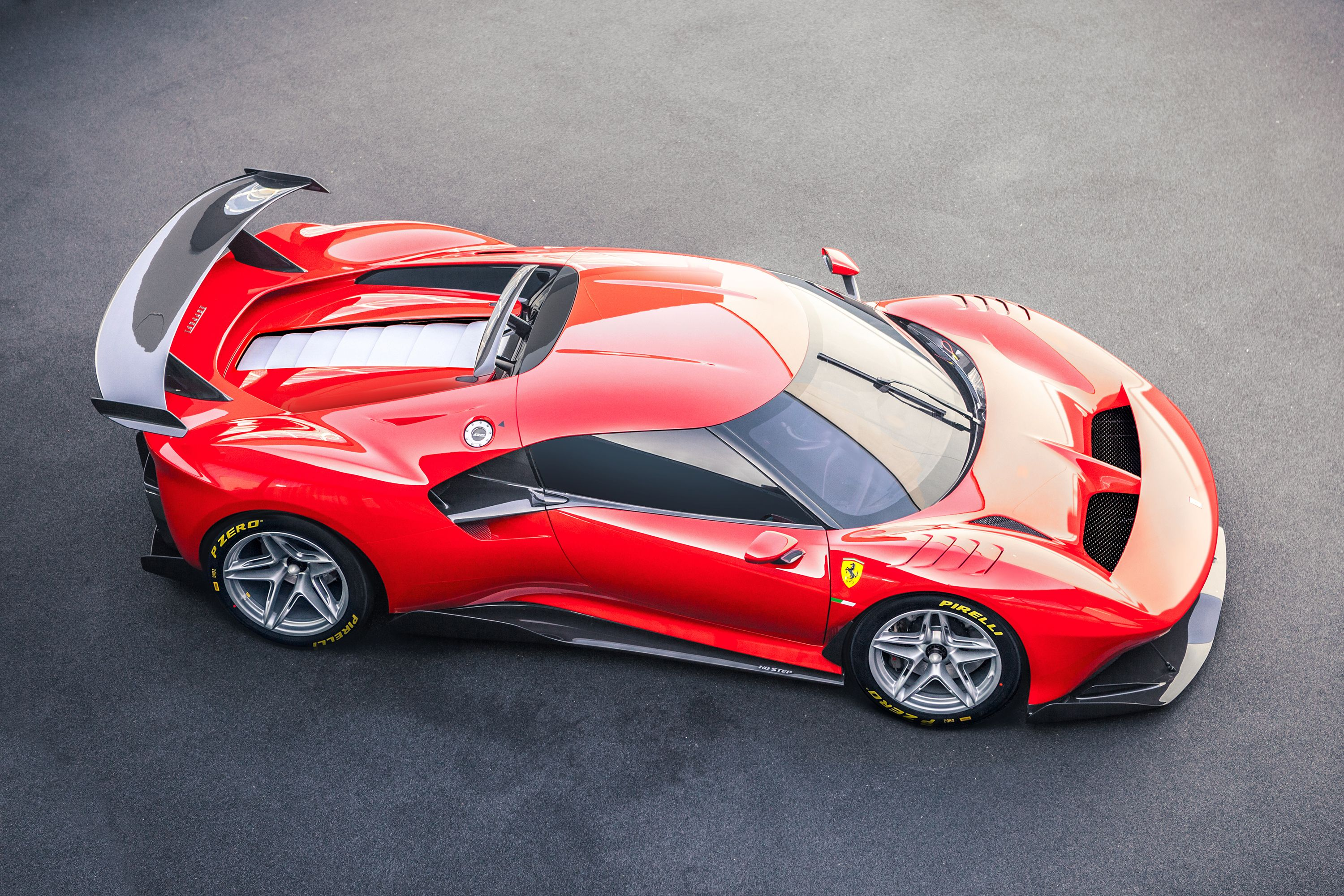 Twelve Crazy One-Offs From Ferrari Special Projects