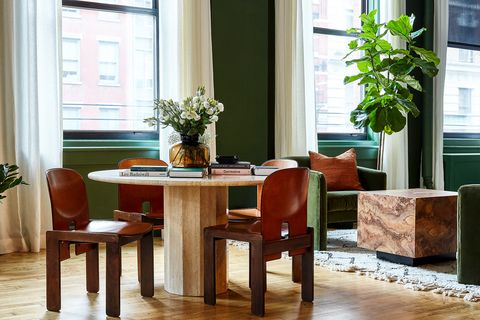 Chief clubhouse, The Springs Collective, a TriBeCa, New York.