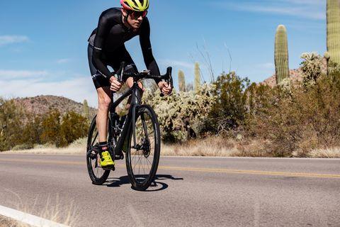 de drie beste HIIT trainingen voor fietsers