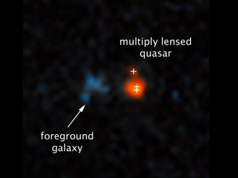 very old quasar