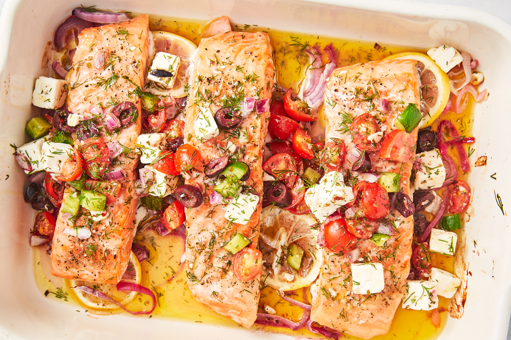 easy mediterranean diet dinner recipes