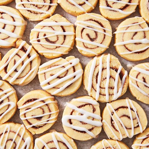 Cinnamon Roll Cookies - Delish.com
