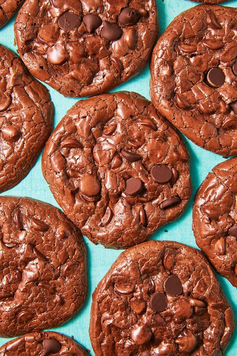 Flourless Chocolate Cookies - Delish.com
