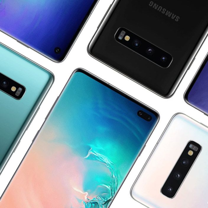 Samsung's 5G S10 smartphone is on special offer this week