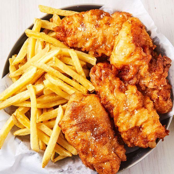 Best way to make fried cod fish