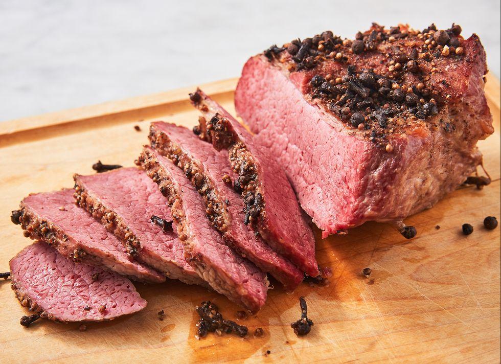 Nice Corned Beef Brisket