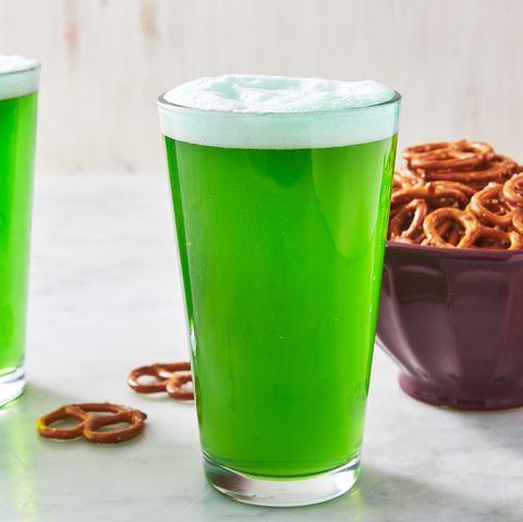 Green Beer - Delish.com