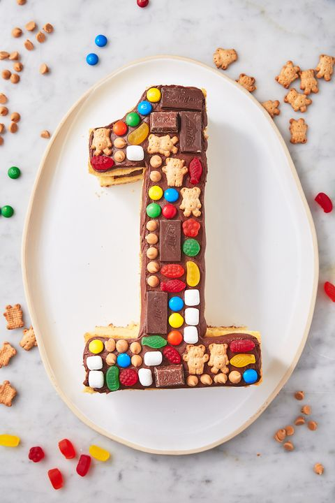 Numbers Cake - Delish.com
