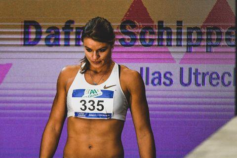 Dafne Schippers, trap, gevallen, twijfels EK, EK, hardlopen, runnersworld, Runner's World, runnersweb