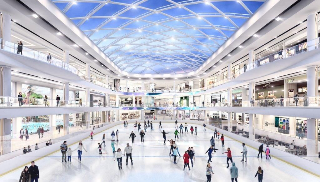 The American Dream Mega Mall Is Opening Up Right Outside of New York City This Fall